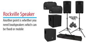 Rockville Speaker Reviews