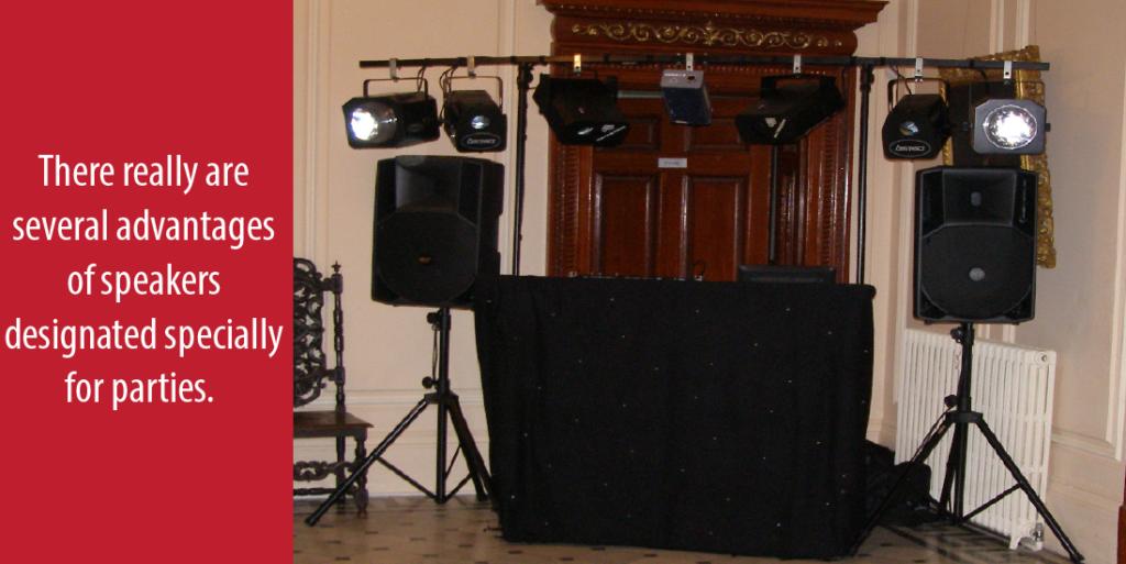 Best Speakers for Parties