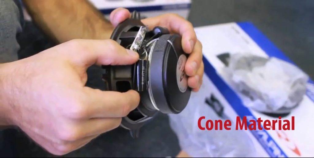 Cone material