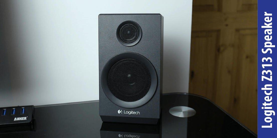 Logitech Z313 Speaker System Review
