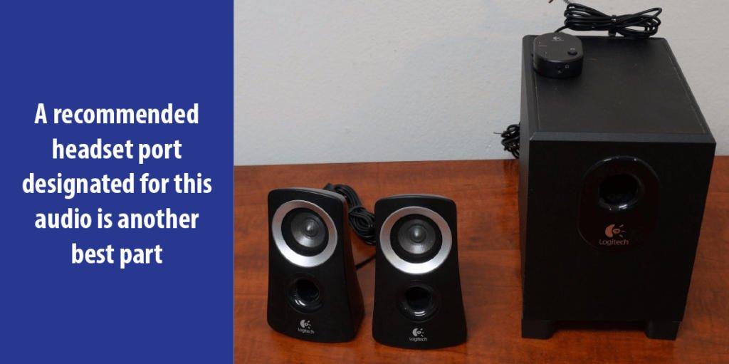 The Performance Level ofLogitech Multimedia Speakers z200
