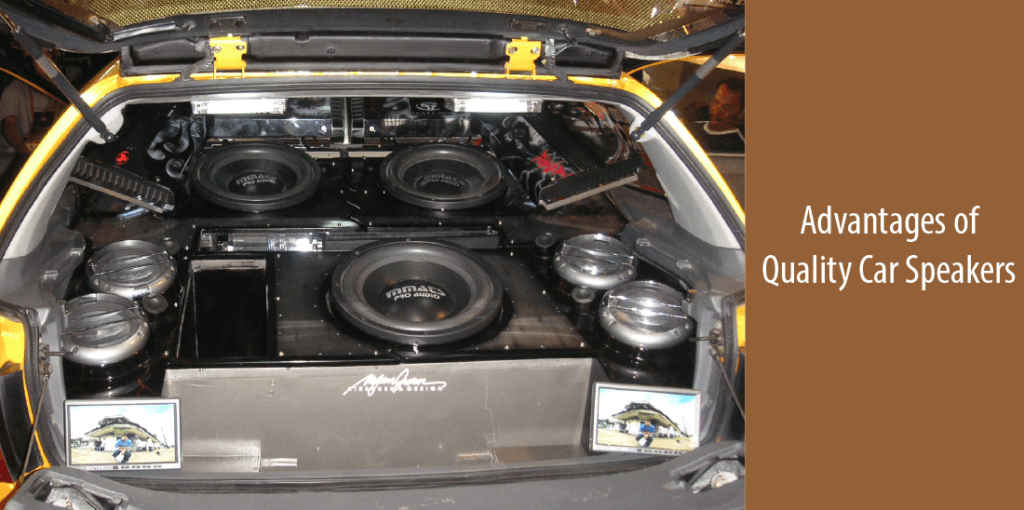 Advantages of Quality Best 6x9 Car Speakers