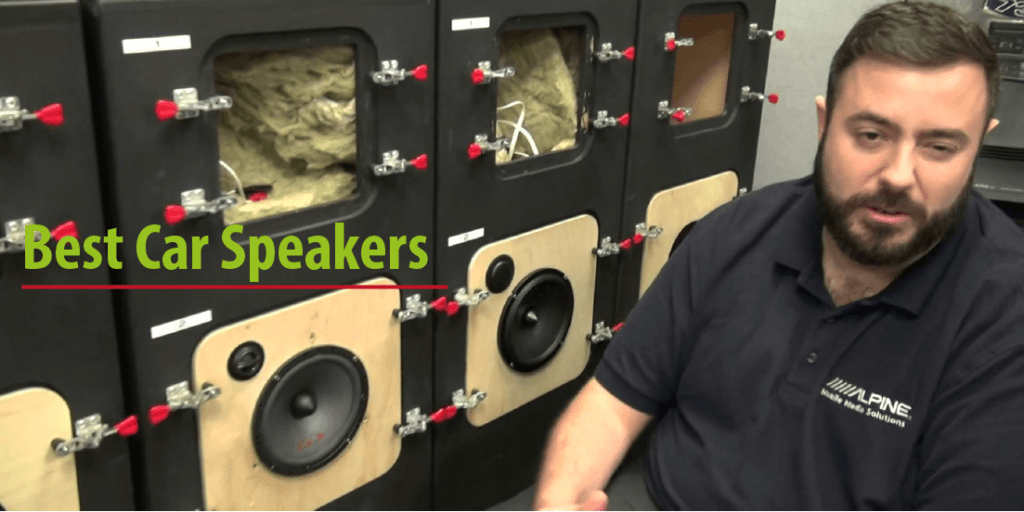 Best Component Speakers: common speaker terms & ratings