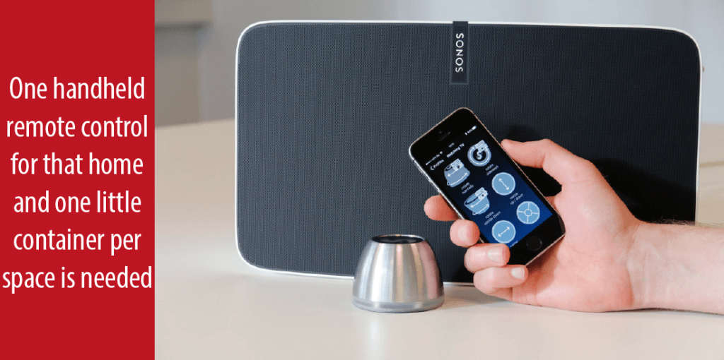 Sonos is simple