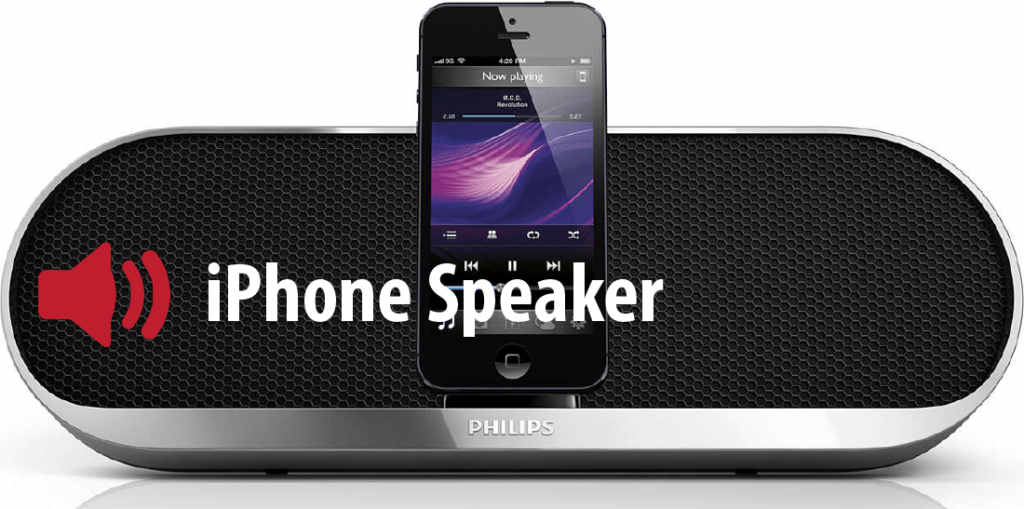 Best iPhone Speaker
