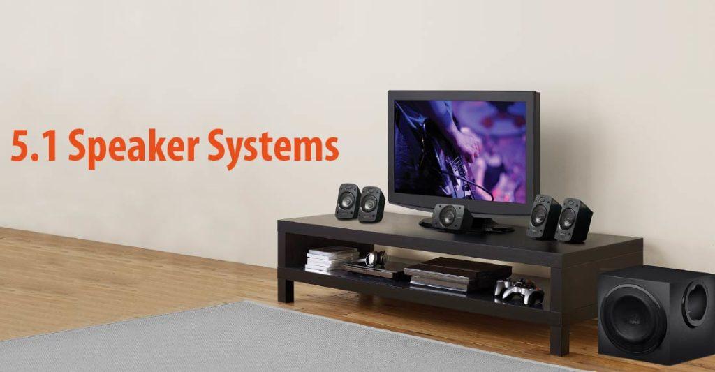 5.1 Speaker Systems