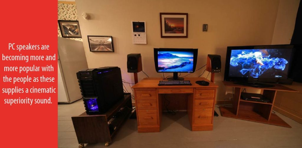 Choosing the Right PC Speakers