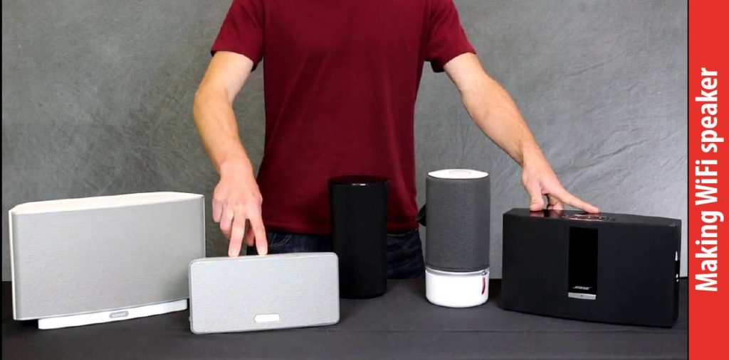 Make WiFi Speakers
