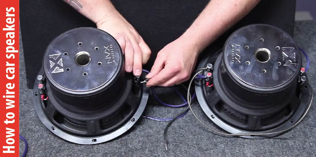 How To Wire Car Speakers