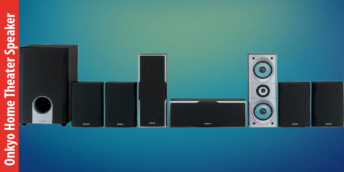 Onkyo SKS-HT540 7 1 Channel Home Theater Speaker Review