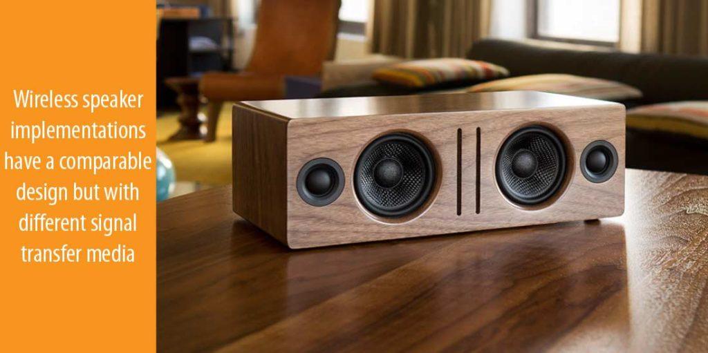 Wireless Speaker Implementations
